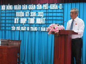 Dịch vụ kế toán tại quận Tân Phú