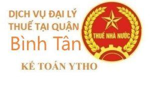 Đại lý thuế Bình Tân