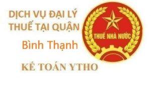 Dịch vụ đại lý thuế quận Bình Thạnh