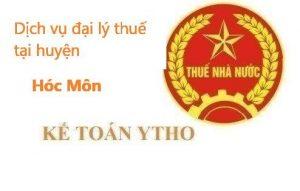 Đại lý thuế huyện Hóc Môn