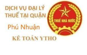 Đại lý thuế quận Phú Nhuận