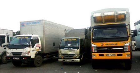 Dịch vụ kế toán vận tải