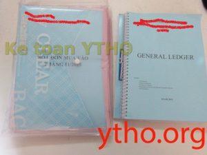 Dịch vụ làm sổ sách kế toán