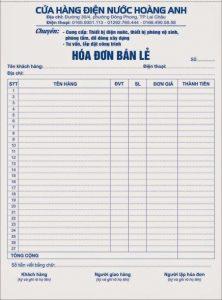 Mua vật tư hàng hóa từng lần dưới 200 000 VNĐ có phải xuất hóa đơn VAT