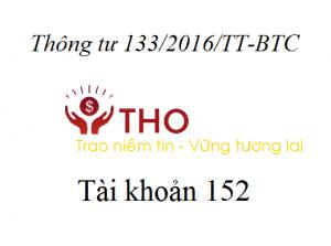 Tài khoản 152