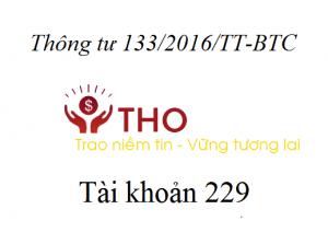 Tài khoản 229