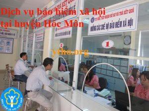 Dịch vụ bảo hiểm xã hội tại huyện Hóc Môn