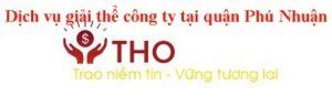 Dịch vụ giải thể công ty tại quận Phú Nhuận